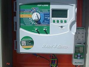 Controlador de Irrigação