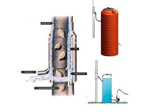 Filtro para Captação de Água de Chuva