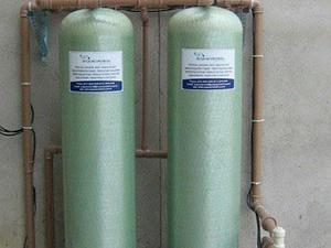 Filtros de Areia para Tratamento de Água