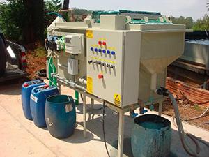 Manutenção de Estação de Tratamento de Água