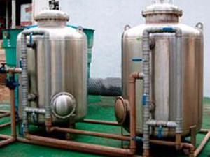 Remoção de Ferro e Manganês da Água
