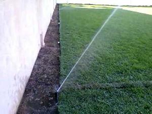 Sistema de Irrigação para Campo Society