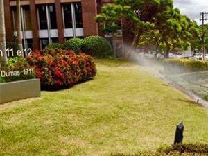 Sistema de Irrigação para Condomínio