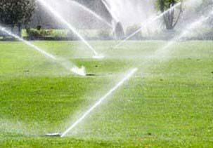 Sistema de Irrigação para Gramados