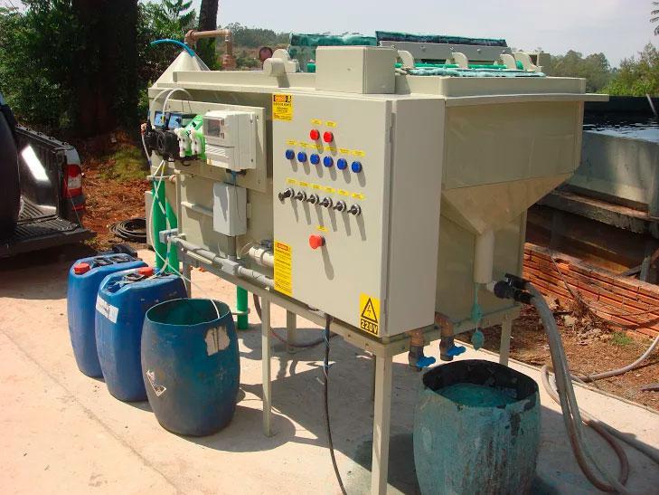 Sistema de Reuso de Água