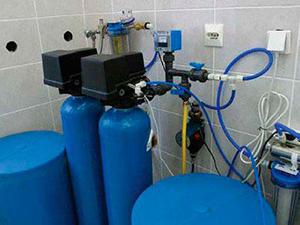 Tratamento de Água de Poço com Ferrugem